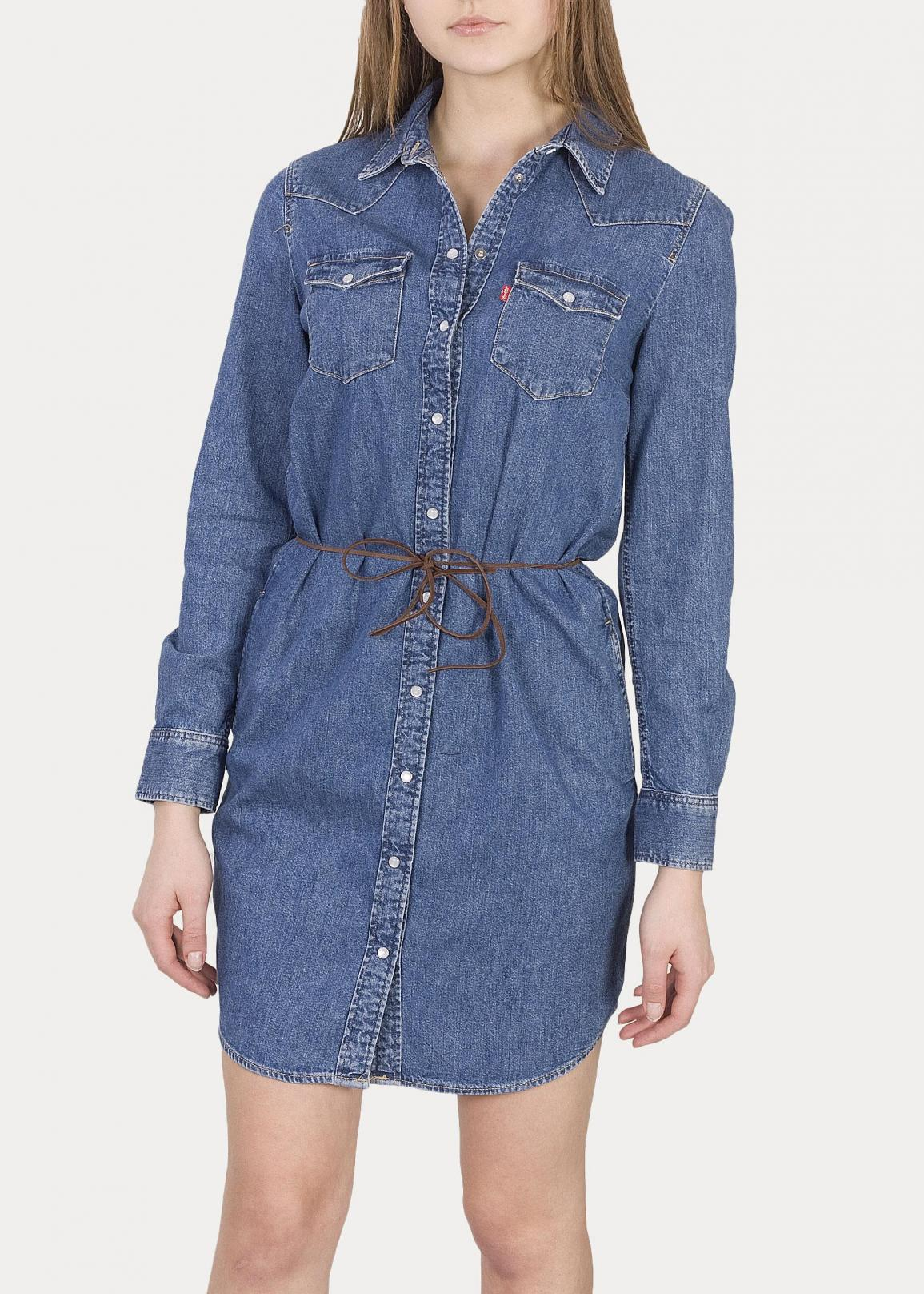 Levi's® Ultimate Western Dress - Back To Life