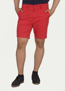 Lee® Slim Chino Short - Pop Red