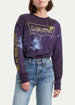 Levi's® Star Wars Graphic LS Tee - Far away Galaxy