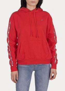 Levi's® Unbasic Hoodie - Brilliant Red