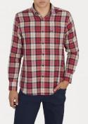 Cross Jeans® Shirt 35247 - Tan (102)