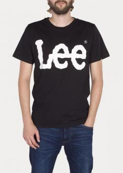 Lee® Logo Tee - Black