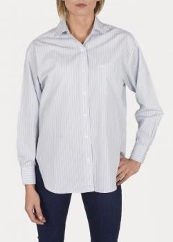 Levi's® Pocket Dad Shirt - Adelia Stripe Powder Blue