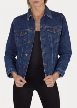 Cross Jeans® Jeans Jacket - Mid Blue 419 Mid Blue