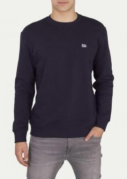 Lee® Plain Crew Sweatshirt - Midnight Navy