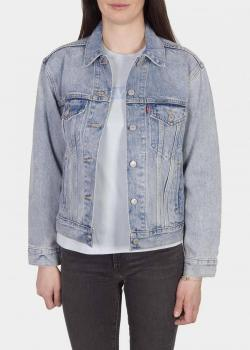 Levi's® Ex-Boyfriend Trucker Jacket - For Real