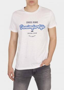 Cross Jeans® T - Shirt 15498 - White (008)