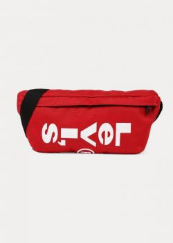 Levi's® Banana Bum Bag - Brilliant Red