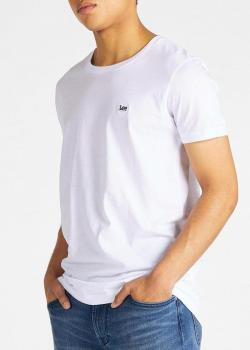 Lee® Elongated Tee - Bright White