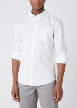 Wrangler® Button Down Shirt - White