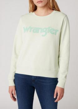Wrangler® Regular Sweater - Almost Aqua