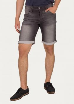Mustang® Chicago Short - 313 Denim Black