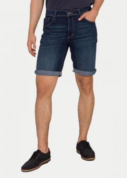Mustang® Washington Shorts - Denim Blue