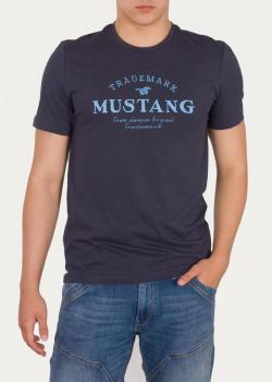 Mustang® Alex C Print - Blue Nights