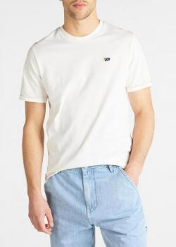 Lee® Pride Small Logo Tee - White