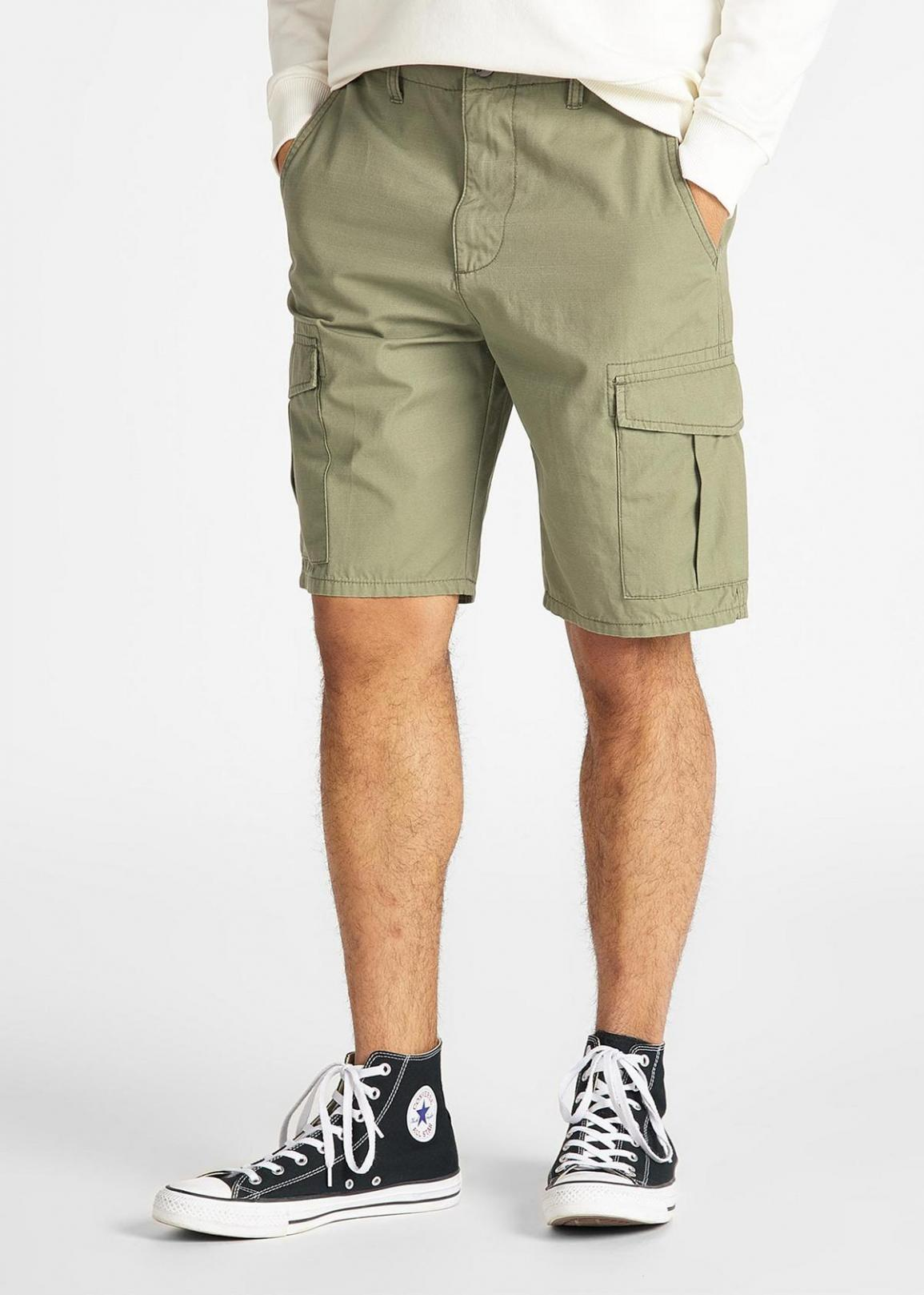 Lee® Fatigue Short - Lichen Green