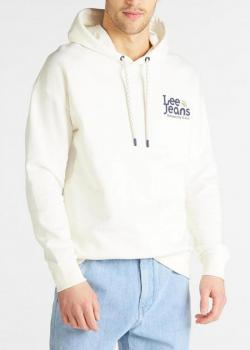 Lee® Pride Sweatshirt - White Canvas