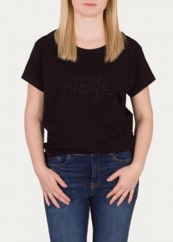 Cross Jeans® Ts-c-Neck - Black (020)