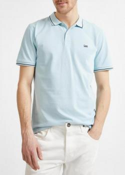 Lee® Pique Polo - Sterling Blue