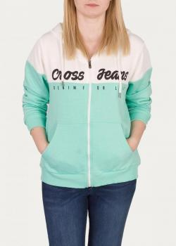 Cross Jeans® Sweatshirt 65177 - Mint (046)