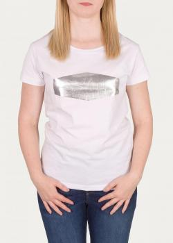 Cross Jeans® T - Shirt 55270 - Whitesilver (582)