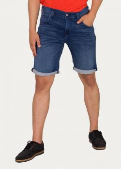 Mustang® Chicago Shorts Z - Denim Blue