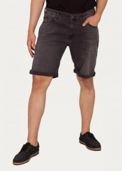 Cross Jeans® Leom Shorts - Washed Black (243)