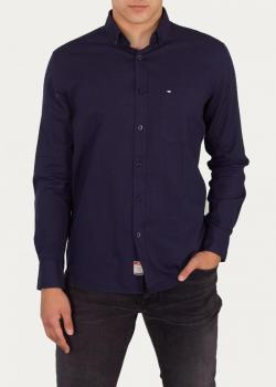 Cross Jeans® Shirt 35302 - Navy (001)