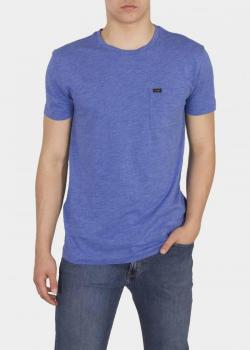 Lee® Ultimate Pocket Tee - Summer Blue