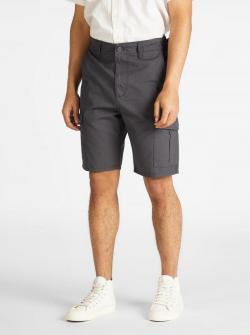 Lee® Cargo Fatigue Short - Steel Grey