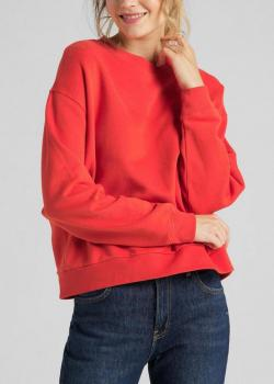 Lee® Crew Sweatshirt - Poinciana