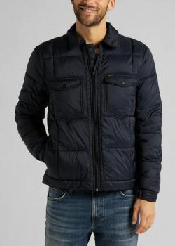 Lee® Chetopa Puffer Jacket - Black