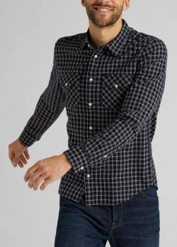 Lee® Western Shirt - Sky Captain