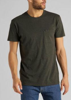 Lee® Ultimate Pocket Tee - Serpico Green
