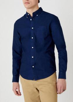 Wrangler® One Pocket Shirt - Indigo