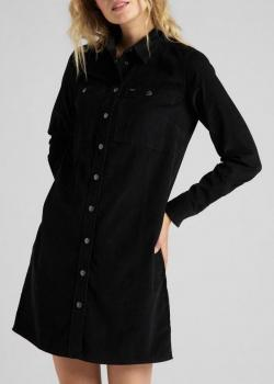 Lee® Workshirt Dress - Black