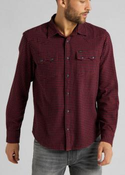 Lee® Rider Shirt - Red Ochre