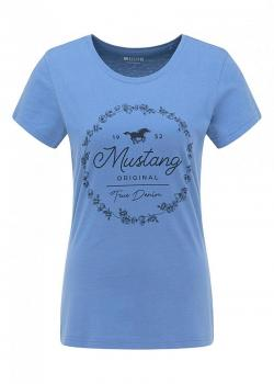 Mustang® Alexia C Print - Dutch Blue
