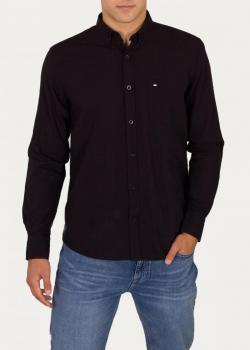 Cross Jeans® 1 Pocket Shirt - Black (020)