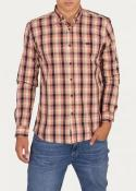 Cross Jeans® Shirt - Brick (526)
