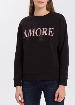 Cross Jeans® Amore Sweatshirt - Black (020)