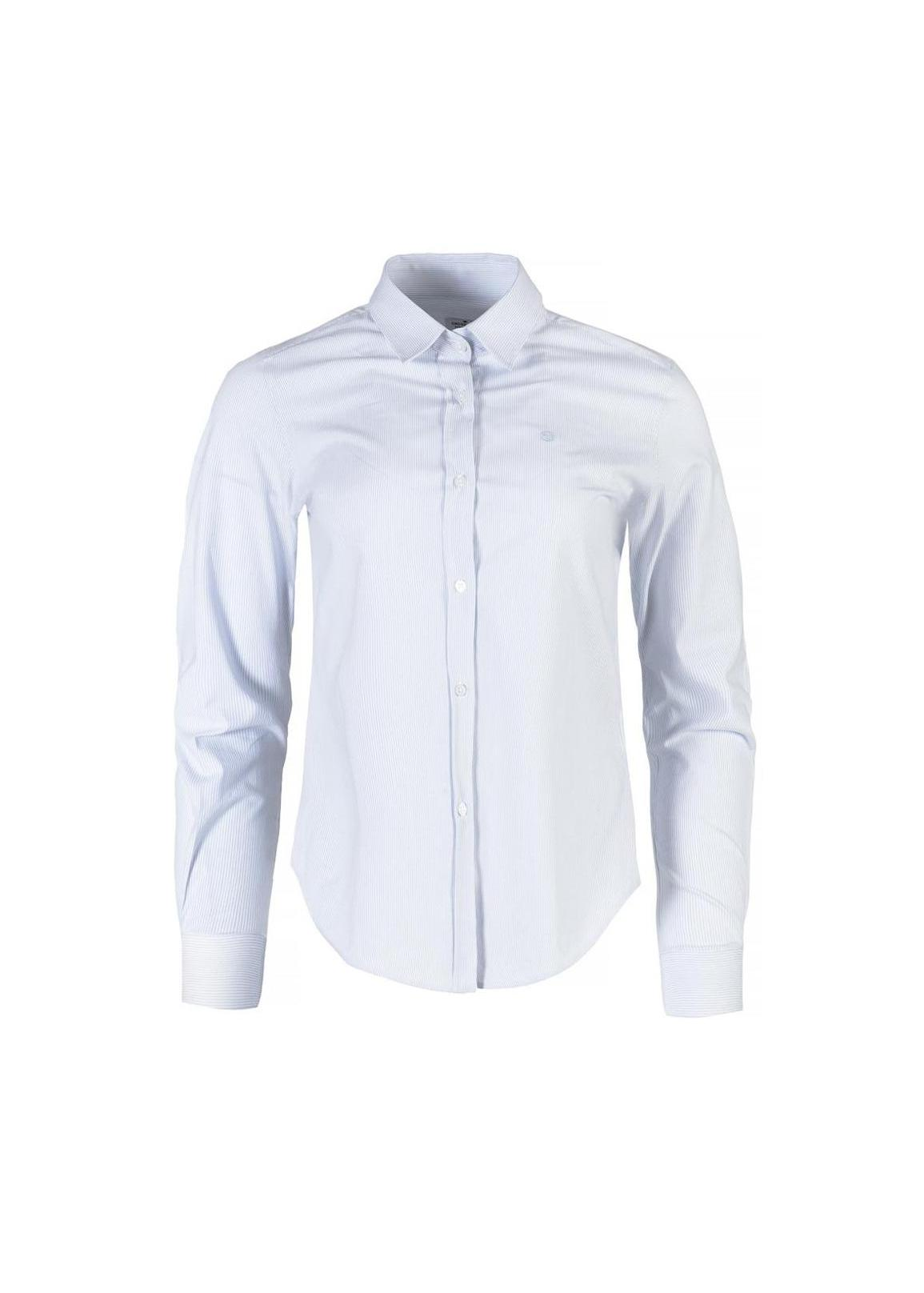 Cross Jeans® Shirt Stripe - White (603)