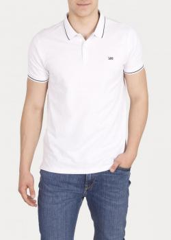 Lee® Pique Polo - Bright White