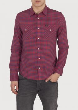 Lee® Clean Western Shirt - Poppy Red