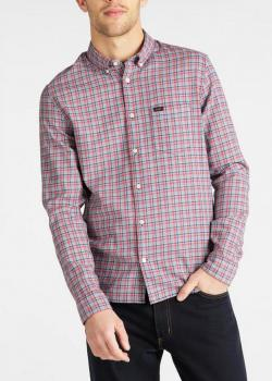 Lee® Slim Button Down - Poppy Red