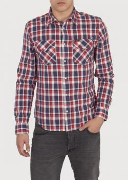 Lee® Western Shirt - Poppy Red