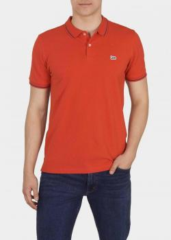 Lee® Pique Polo - Poppy Red