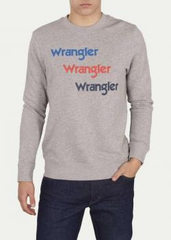 Wrangler® Repeat Sweat - Mid Grey Mel