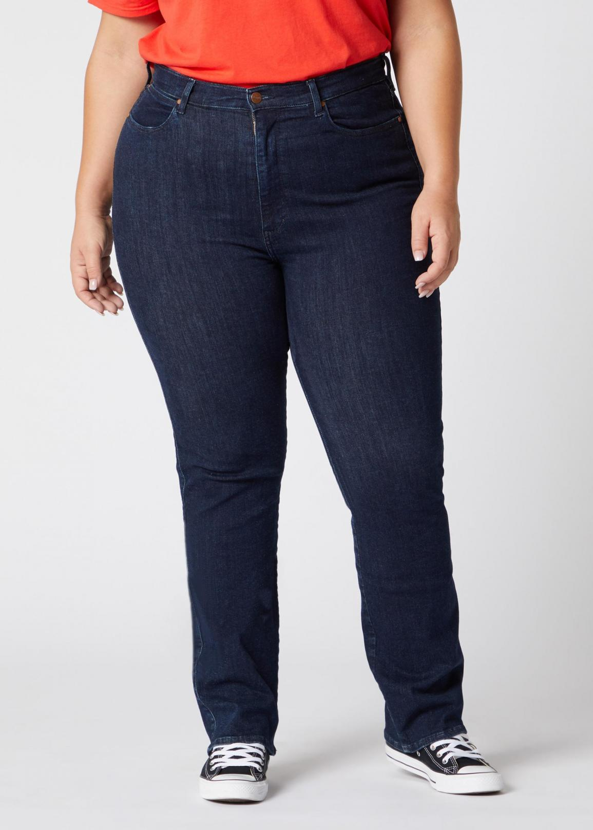 Wrangler® Straight Plus Jeans - Summer Rinse