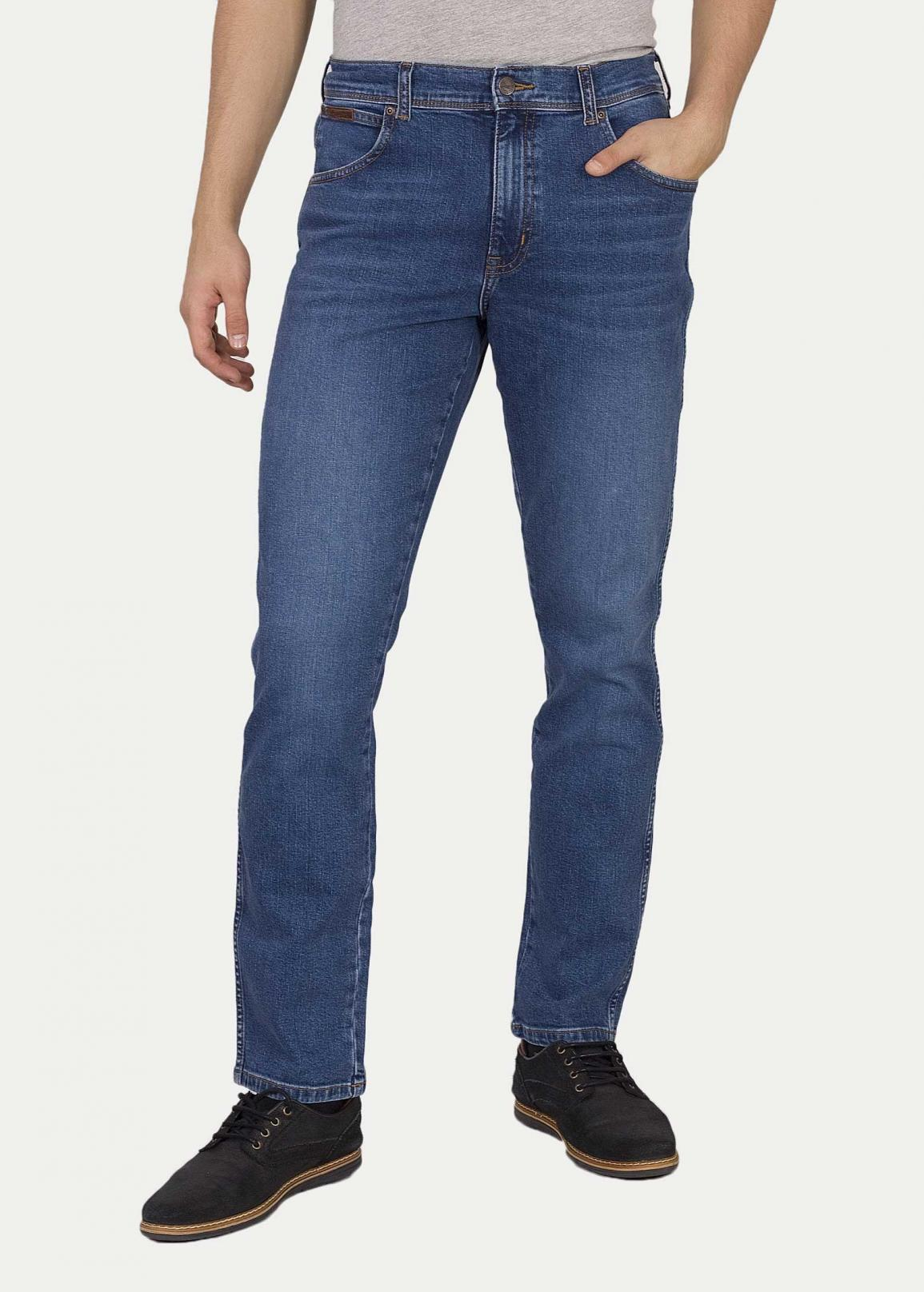 Wrangler® Texas Slim Jeans - Game On